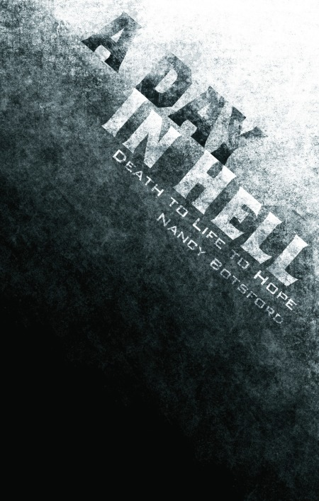 "Cover for ""A Day in Hell"""